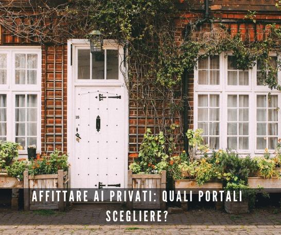 affittare a privati